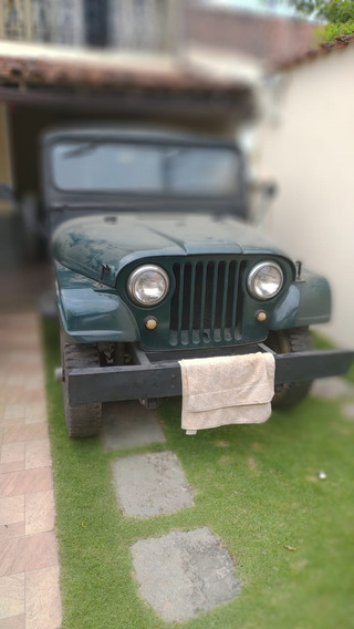 Jeep Willys 1967