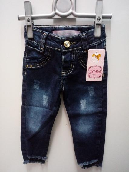 Calças Jeans E Sarja Color Infantil E Infanto Juveniu.