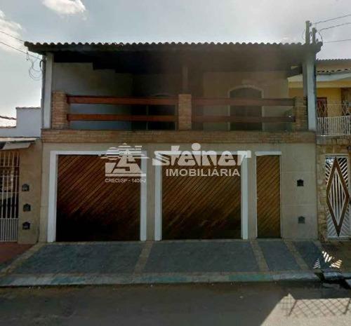 Imagem 1 de 30 de Venda Sobrado 3 Dormitórios Jardim Eusonia Guarulhos R$ 850.000,00 - 35683v