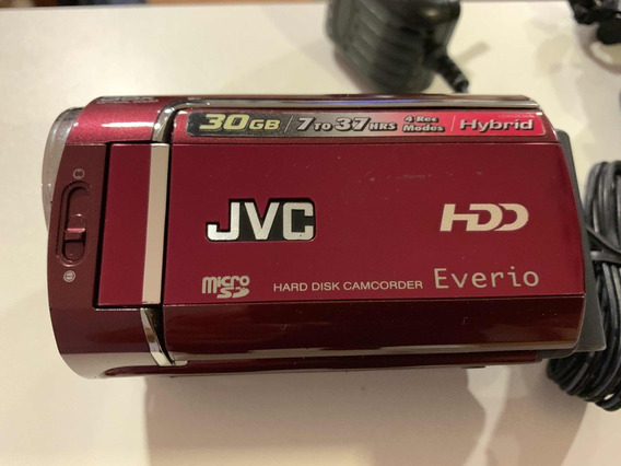 Jvc Everio 30gb Hybrid