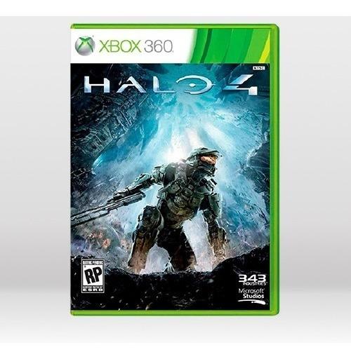 Halo 4 - Original Para Xbox 360 - Novo