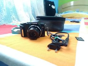 Câmera Cannon Powershot Sx170 Is