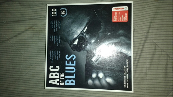Box Abc Of The Blues 52 Cds