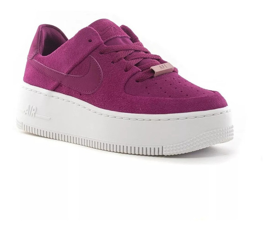 Zapatillas Air Force 1 Sage Low Nike Mujer