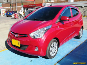 Hyundai Eon Style Mt 800cc Aa