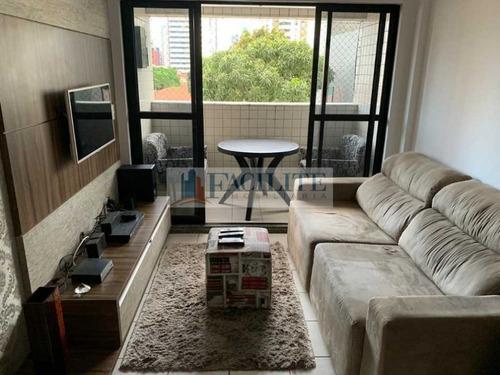 Apartamento A Venda, Manaira - 21833