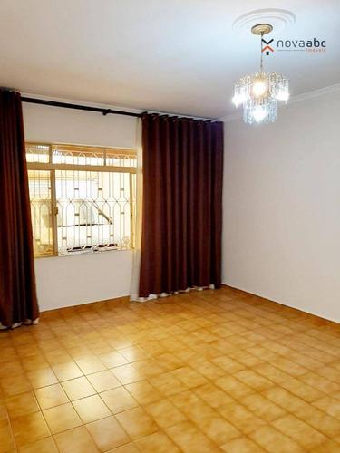 Sobrado Com 2 Dormitórios À Venda, 151 M² Por R$ 440.000,00 - Vila Linda - Santo André/sp - So0951