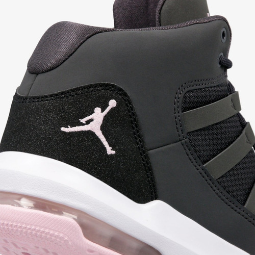 collar Enorme Milagroso  Tenis Nike Air Jordan Max Aura Aq9249-060 Originales De Dama | Mercado Libre