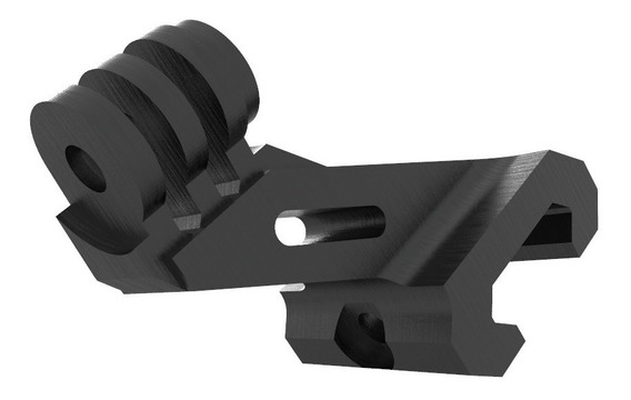 Gopro Mount Air Soft Paint Ball Trilho