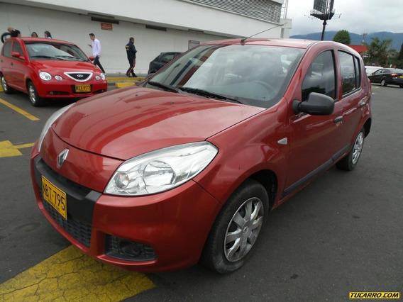 Renault Sandero Expresion Mt 1600 Aa