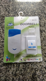 Campainha Eletrõnica Doorbell 32 Musicas