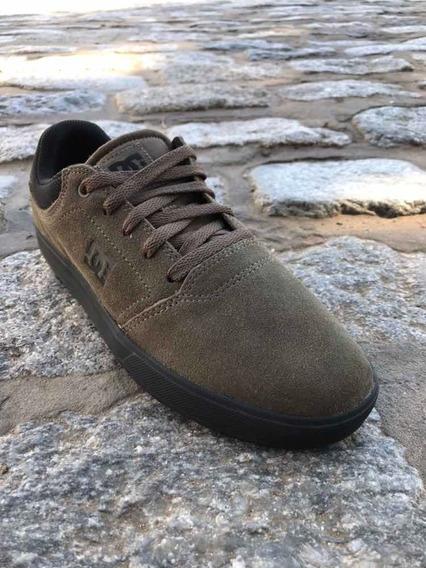 Zapatillas Dc Crisis Olive