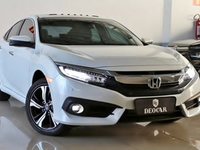 Honda Civic 1.5 Touring Turbo Aut. 4p 2018/2018