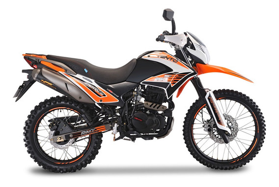 Vento Crossmax 250 Con Financiamiento