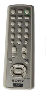 Control Remoto Sony Para Tv Rm-y173