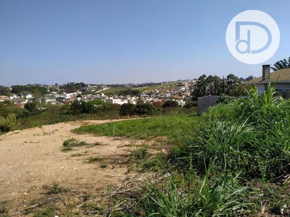 Terreno À Venda, 676 M² Por R$ 300.000 - Jardim Panorama - Vinhedo/sp - Te1478