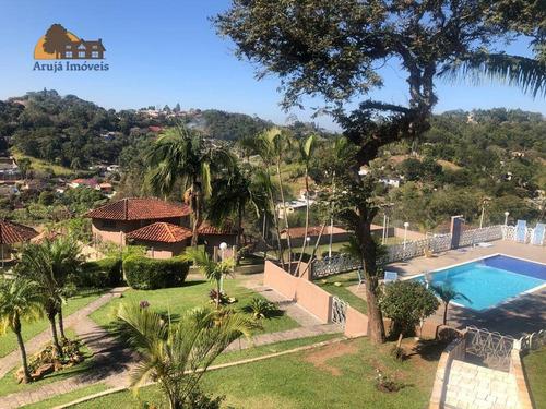 Chácara Com 8 Dormitórios, 4867 M² - Venda Por R$ 1.890.000,00 Ou Aluguel Por R$ 8.500,00/mês - Copaco - Arujá/sp - Ch0003