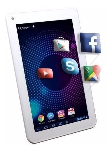 Tablet Dazz Wifi P/ Estudos E Jogos - Dz7bt Novo C/ Garantia