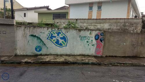 Terreno, Marapé, Santos - R$ 400 Mil, Cod: 13763 - V13763