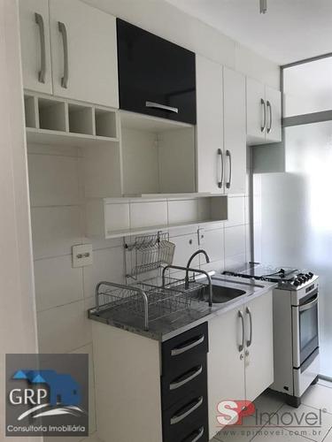 Imagem 1 de 8 de Apartamento Para Venda Em Santo André, Vila Homero Thon, 2 Dormitórios, 1 Banheiro, 1 Vaga - 7228_1-1783966