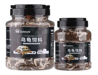 Alimento Para Tortugas Reptiles Anfibios 450gr Sunsun