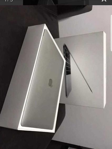 Apple Macbook Pro 2018 Y 1 Año De Garantiw