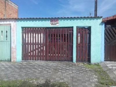 Casa Com Suíte E Escritura Em Mongaguá