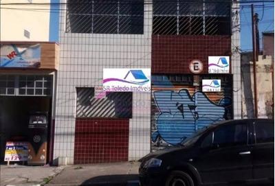 Galpão Para Venda No Bairro Vila Regente Feijó, 0 Dorm, 0 Suíte, 0 Vagas, 200 M - 497