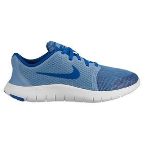 Tenis Nike Niño Flex Contact2(btv)ah3445-403azul Cod. 88848