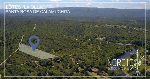 Imagen 1 de 7 de Santa Rosa De Calamuchita- La Olla