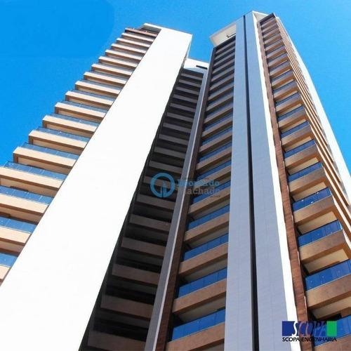 Imagem 1 de 9 de Apartamento Com 3 Dormitórios À Venda, 110 M² Por R$ 989.000 - Meireles - Fortaleza/ce - Ap0997