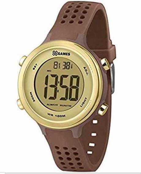 Relógio De Pulso X-games Referência Xfppd065