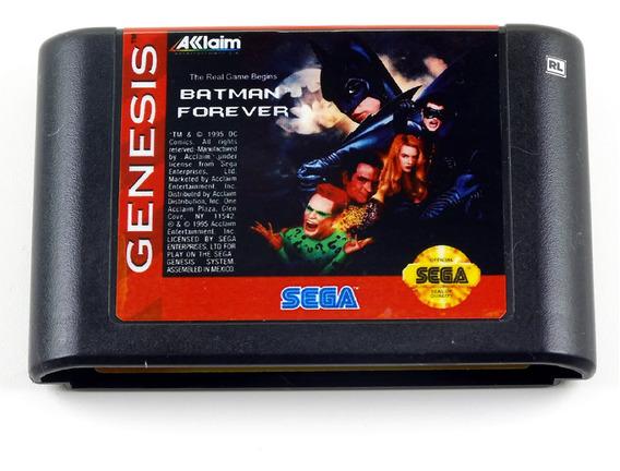 Batman Forever Original Sega Mega Drive - Genesis