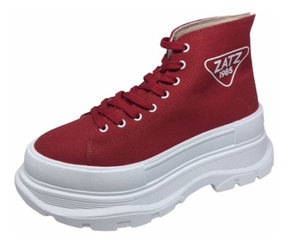 Tênis Super New Sneaker 80s Feminino Original Zatz Promoçao