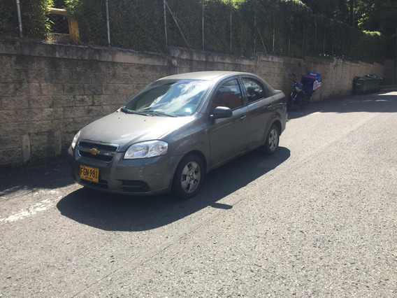 Chevrolet Aveo Emotion 1.6l Mt 1600cc Aa 1ab