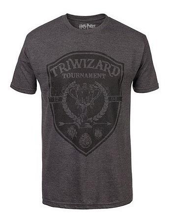 Camisa Harry Potter Torneio Tribruxo