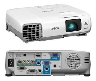 Proyector Epson Powerlite S27 - Aj Hogar