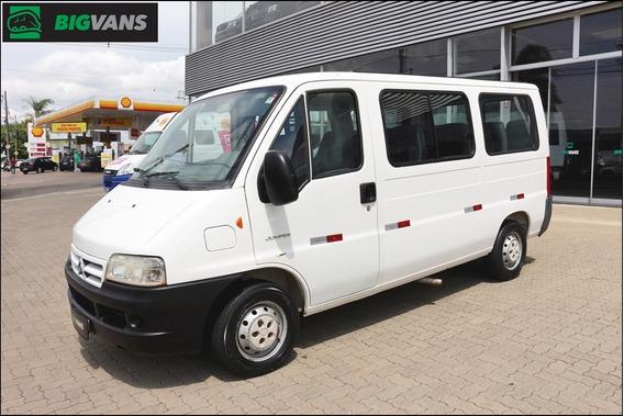 Jumper 2008 Minibus 16 Passageiros Branca (9677)