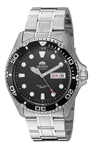 Orient - Reloj De Buceo Para Hombre (acero Inoxidable, 656.2