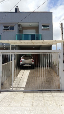Casa Em Guarujá Com 3 Dormitórios - 399798