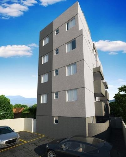 Imagem 1 de 4 de Cobertura Duplex À Venda, 3 Quartos, 2 Vagas, Santa Mônica - Belo Horizonte/mg - 1484