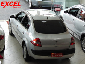 Renault Megane Sedan Expression 1.6 16v(hi-flex) 4p 20