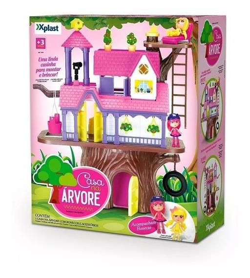 Brinquedo Casa Na Árvore - Xplast