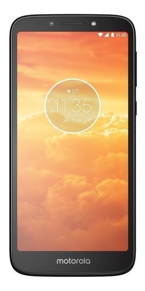 Motorola E5 Play (Android Go Edition) Dual SIM 16 GB Preto