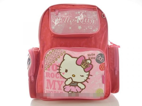 Mochila Infantil Hello Kitty Menor Preço