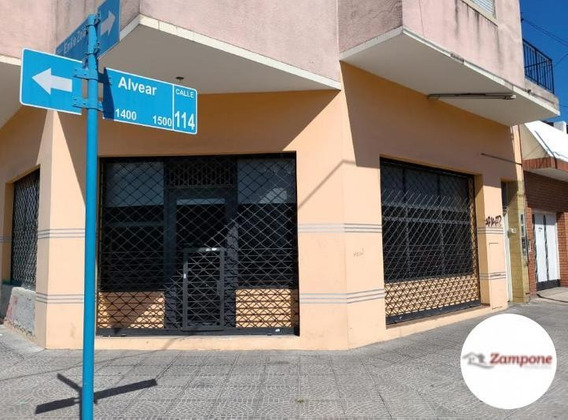 Venta Excelente Local - A Nuevo . 75m2 Con 2 Baños ..