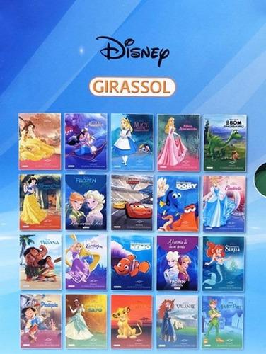 Coleção Disney - Box Contos Mágicos - 20 Livros