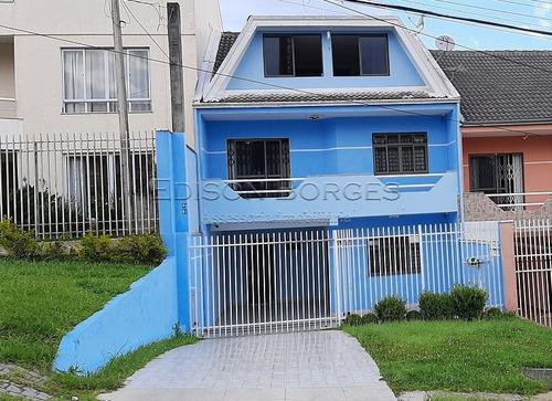 Sobrado Com 3 Dormitórios À Venda Com 211m² Por R$ 541.970,00 No Bairro Uberaba - Curitiba / Pr - Eb+10528