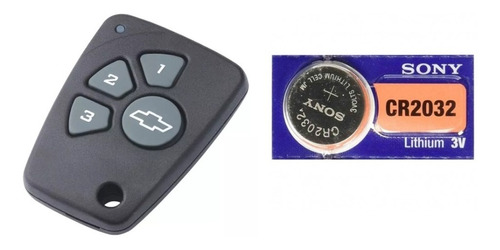Carcasa Control Chevrolet Chevystar + Pila