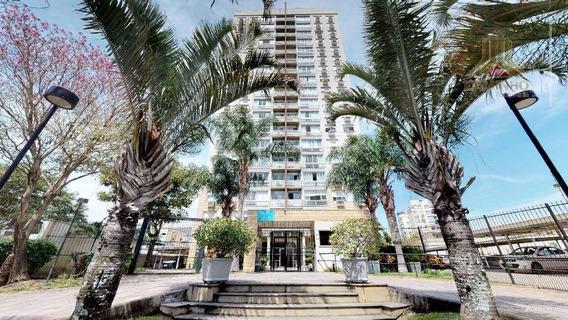 Apartamento De Dois Dormitórios No Allure Do Jardim Botânico - Ap3940